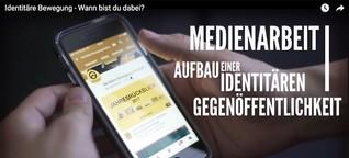 How Extremists Aim To Set The Media Agenda – Case Study: Germany's Identitarian Movement