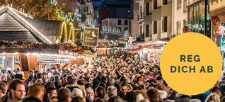 Reg dich ab: Warum ich Weihnachtsmärkte hasse