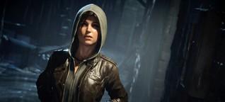 """""""Rise of the Tomb Raider"""": Die neuen Leiden der jungen Lara - ZEIT"""