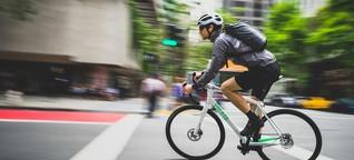 Dieses smarte Sport-Bike hat so viel Hightech wie ein Auto