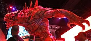 Computerspielemesse E3: Altbewährtes, Brachiales - und Männer - ZEIT