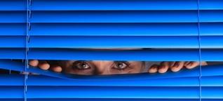 Überwachung im Büro: Ich sehe was, was du nicht siehst