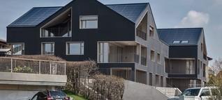 In der Schweiz steht das erste völlig energieautarke Wohnhaus - WIRED