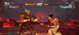 Tekken 7 im Test: Es kann nur einen Champion geben - jetzt mit Review-Video