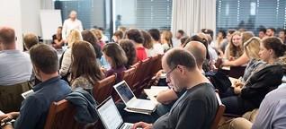 Schreib-Workshops: Teilnehmerstimmen