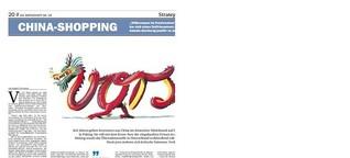 China-Shopping: Verkauft Deutschland sein Tafelsilber?