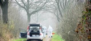 Grausiger Fund in der Feldmark – Familienvater hingerichtet