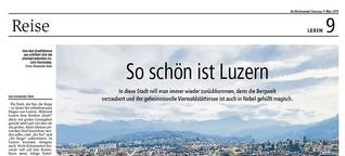 """VRM-Reisebericht """"So schön ist Luzern"""""""