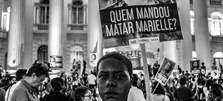 Der Bolsonaro-Clan und die Miliz von Rio: Verdächtige Nähe