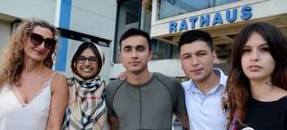 Junge Afghanen sollen bleiben dürfen