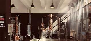 Tim Müller und seine Deutsche Spirituosen Manufaktur treten um, um die Fantasie von so manchem Bartender und Koch zu beflügeln.