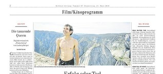 """Free Solo"" Filmkritik"
