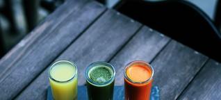 Ernährung im Winter: Ein Smoothie allein hilft wenig