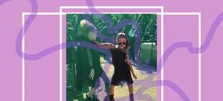Warum Fans sich über ein Video von Kim Kardashians und Kanye Wests fünfjähriger Tochter aufregen