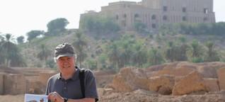 Er reist am liebsten in Kriegsgebiete - Gespräch mit einem ungewöhnlichen Urlauber