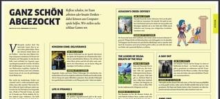 Ganz schön abgezockt - lehrreiche Videospiele | YAEZ #97