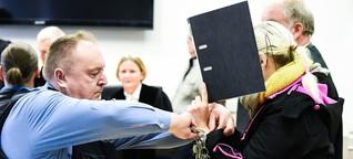 Lebenslang für Stückelmord: Steinauerin wegen Mordes verurteilt