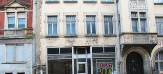 Zeitz: Wird die Geisterstadt bald Konkurrenz fürs hippe Leipzig?
