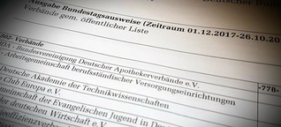 abgeordnetenwatch.de | Neue Hausausweisliste: Diese Lobbyisten können jederzeit in den Bundestag