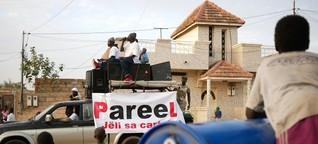 Protest-Rapper im Senegal - Musiker, die Regime stürzen
