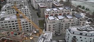 Im Möckernkiez - Wo Utopie und Realität aufeinandertreffen