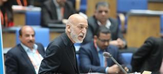 """Karsai: """"Zeit für eine neue Afghanistan-Konferenz"""""""