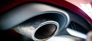 In den Firmenflotten sackt der Dieselanteil ab
