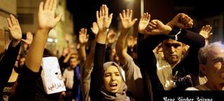 Marokko will Proteste im Keim ersticken