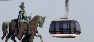 """""""Seilbahnen können den öffentlichen Verkehr attraktiver machen"""""""