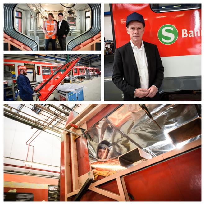 S-Bahn Modernisierung