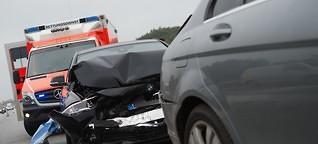 Wie der automatische Notruf aus dem Auto Leben rettet