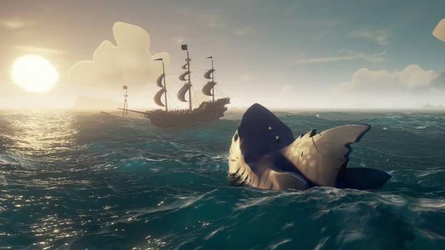 Sea of Thieves: Zu Besuch bei Rare - das erwartet euch im Piratenspiel