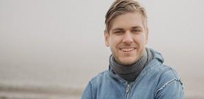 Slammen in Kuschelatmosphäre: Felix Kaden