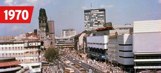 Berlin - Schicksalsjahre einer Stadt: 1970