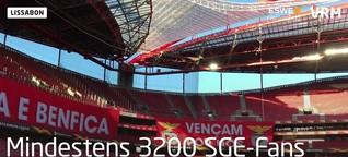 Eintracht vor Europapokal-Viertelfinale | mediathek.vrm.de