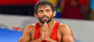 Champion Bajrang Punia to be first Indian wrestler at New York fight night