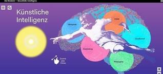 Themen-Dossier: Künstliche Intelligenz
