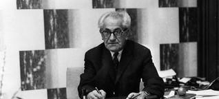 Aufarbeitung der NS-Verbrechen: Frankfurt ehrt Juristen Fritz Bauer