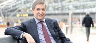 Interview mit Flughafen-Chef: Wann fliegen wir elektrisch, Herr Eggenschwiler?