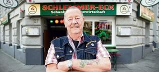 "Wallfahrtsort ""Schlemmer-Eck"": Der Gott der Turbojugend"