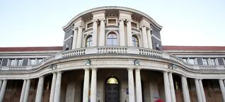 Universität Hamburg wird 100: Happy Birthday, junges Haus!
