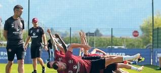 1. FC Nürnberg: Jung, billig, radikal