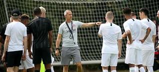 Ängste statt Euphorie bei Eintracht Frankfurt