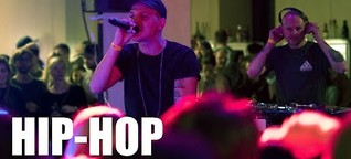 Hip-Hop aus'm Kessel | 25 Jahre Kolchose in Stuttgart