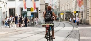 Schienen-Stress: Wie Straßenbahnschienen für Radfahrende sicherer werden