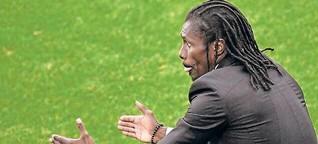 Senegal will zurück in die Weltspitze