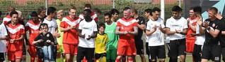 COSMO United - Das Fußballspiel der besonderen Art