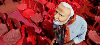 Indien: Viele glauben den Fake
