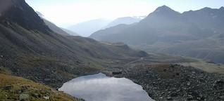 Klimawandel verändert Bergseen
