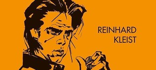 Reinhard Kleist - Nick Cave. Mercy On Me